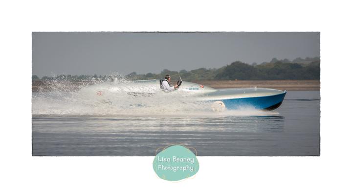 Bluebird K3 Bewl Water