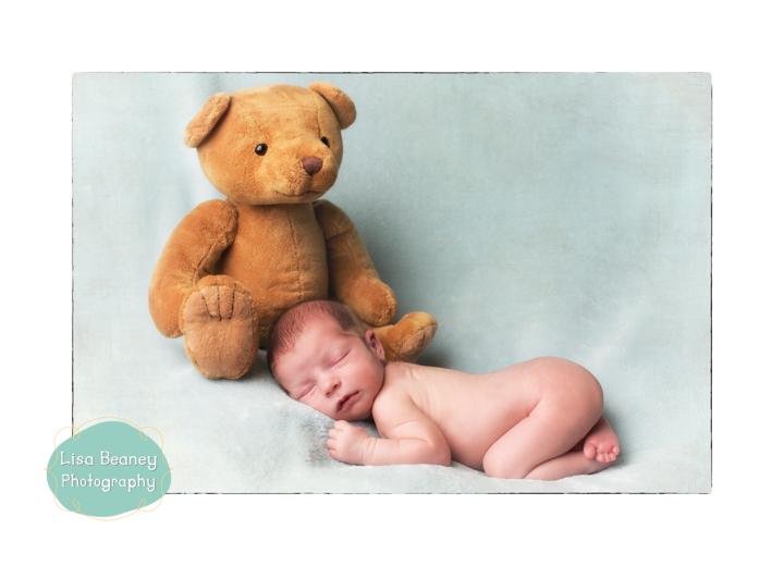 Baby-Teddy