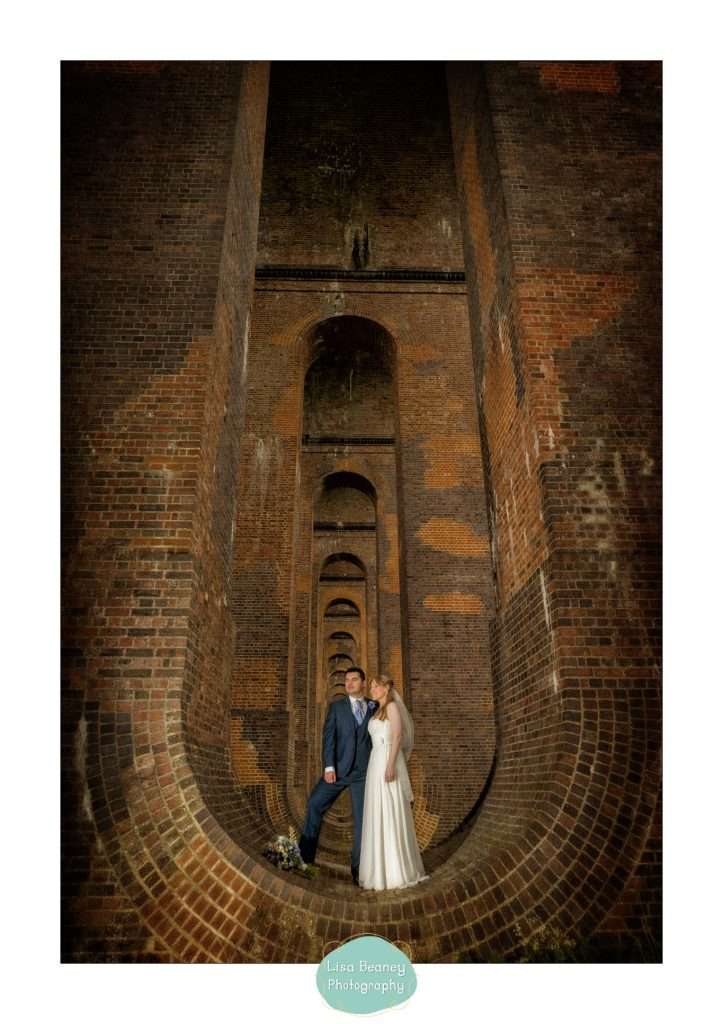 Balcombe Viaduct Wedding