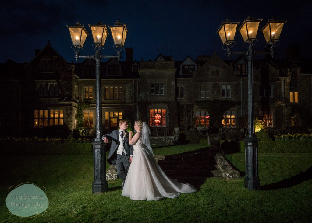 South Lodge Wedding