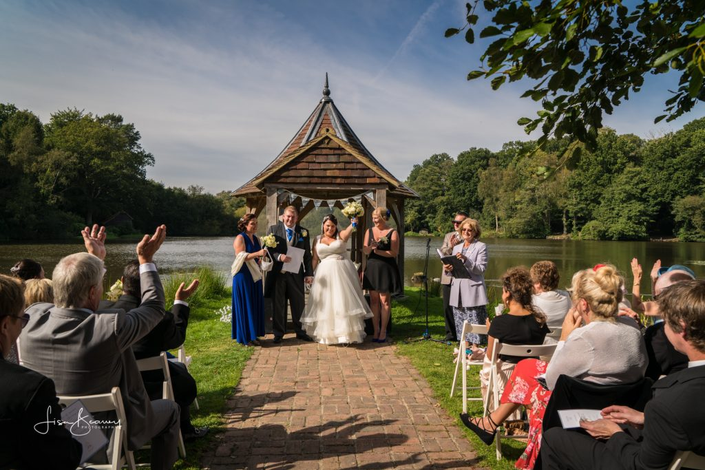 Powdermills Hotel Wedding