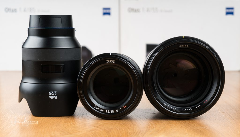 Zeiss Lenses