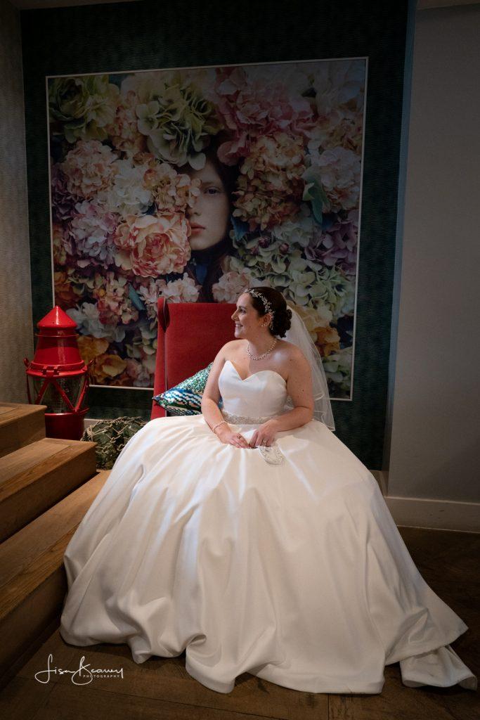 Bridal Portrait with the ZEISS Batis 25